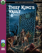 Thief King's Vault (Swords and Wizardry)