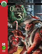 Orcus on 34th Level (5e)