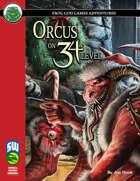 Orcus on 34th Level (Swords and Wizardry)