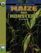 Maize and Monsters (Swords and Wizardry)