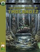 The Hidden Shrine of Tmocanotz (PF)