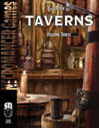 The Book of Taverns Volume Three