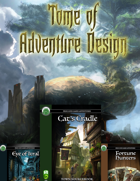 Adventures Around Town 5e [BUNDLE]