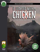 It Started with a Chicken (Splinters of Faith #1) (PF)