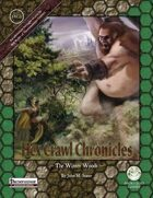 [Hex Crawl Chronicles 2] The Winter Woods (PF)