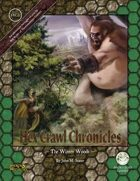 Hex Crawl Chronicles 2: The Winter Woods (Swords and Wizardry)