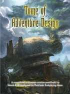 Tome of Adventure Design
