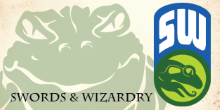 Frog God Games Swords & Wizardry Books