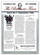 1850 AD Scramble for Empire Victorian Colonial wargames campaign newspapers