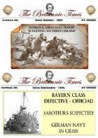 1854 AD Scramble for Empire Victorian Colonial wargames campaign newspapers