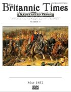 May 1857 Scramble for Empire Victorian Colonial wargames campaign newspaper