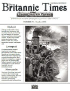 October 1858 Scramble for Empire Victorian Colonial wargames campaign newspaper