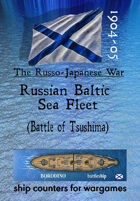 Russo-Japanese War fleet: Russian Baltic Sea Fleet (for the Battle of Tsushima)