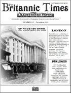 Scramble for Empire December 1859 Victorian Colonial wargames campaign newspaper