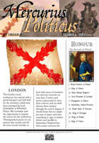 Glory of Kings July 1702 18th century wargames campaign newspaper