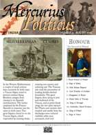 Glory of Kings August 1702 18th century wargames campaign newspaper