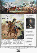 Glory of Kings June 1703 18th century wargames campaign newspaper