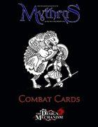 Mythras Combat Cards
