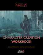 Mythras Character Creation Workbook