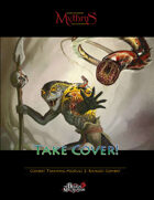 Take Cover!: Mythras Combat Module - TDMCM002