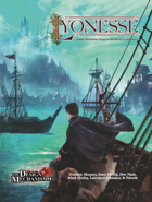 Lyonesse: Fantasy Roleplaying Based on the Novels by Jack Vance