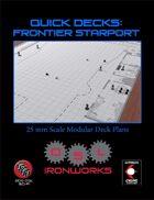 Quick Decks 6: Frontier Starports