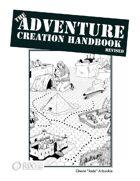 The Adventure Creation Handbook