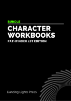 Character Workbooks [PFRPG 1e] [BUNDLE]
