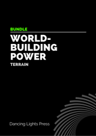 Worldbuilding Power: Terrain [BUNDLE]