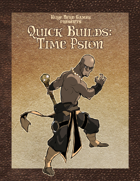 Quick Builds: Time Psion