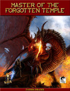 Master of the Forgotten Temple