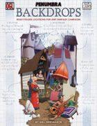 Backdrops (Penumbra OGL 3E) [digital]