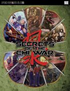 Secrets of the Chi War (Feng Shui 2E) [digital]
