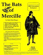 The Bats of Mercille (Ars Magica 2E) [digital]