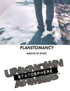 UA3: Planetomancy