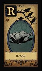 Mr. Turkey - Custom Card