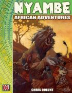 Nyambe: African Adventures (OGL 3E) [digital]