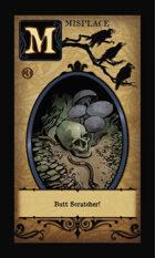 Butt Scratcher! - Custom Card