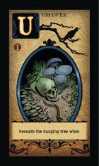 Beneath The Hanging Tree When - Custom Card