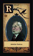 Jedediah Hoskins - Custom Card