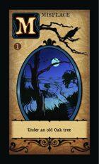 Under An Old Oak Tree - Custom Card