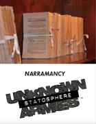 UA3: Narramancy