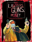 Lawyers, Guns, and Money (Unknown Armies 1E)