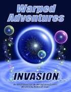 WaRPed Adventures: Invasion