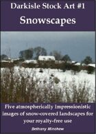 Darkisle Stock Art #1: Snowscapes