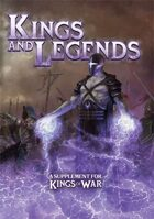Kings and Legends - A Kings of War Supplement