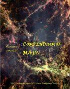Compendium of Magic