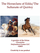 The Horseclans of Edda/The Sultanate of Quirtoy