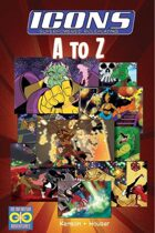 "ICONS: A to Z ""Z is for Zombies"""