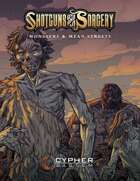 Shotguns & Sorcery: Monsters & Mean Streets